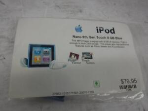 IPod Nano 6th Gen Touch 8GB. We Buy and Sell Used Electronics and Goods. 1359*