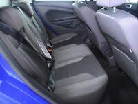 FORD FIESTA 1.6 Zetec 5dr Powershift Auto (blue) 2013