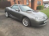 MG TF 135 Sprint Special Edition X-Power Grey