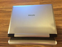 Philips PET706 7'' Portable Widescreen DVD player