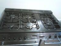 5 hoob gas cooker.
