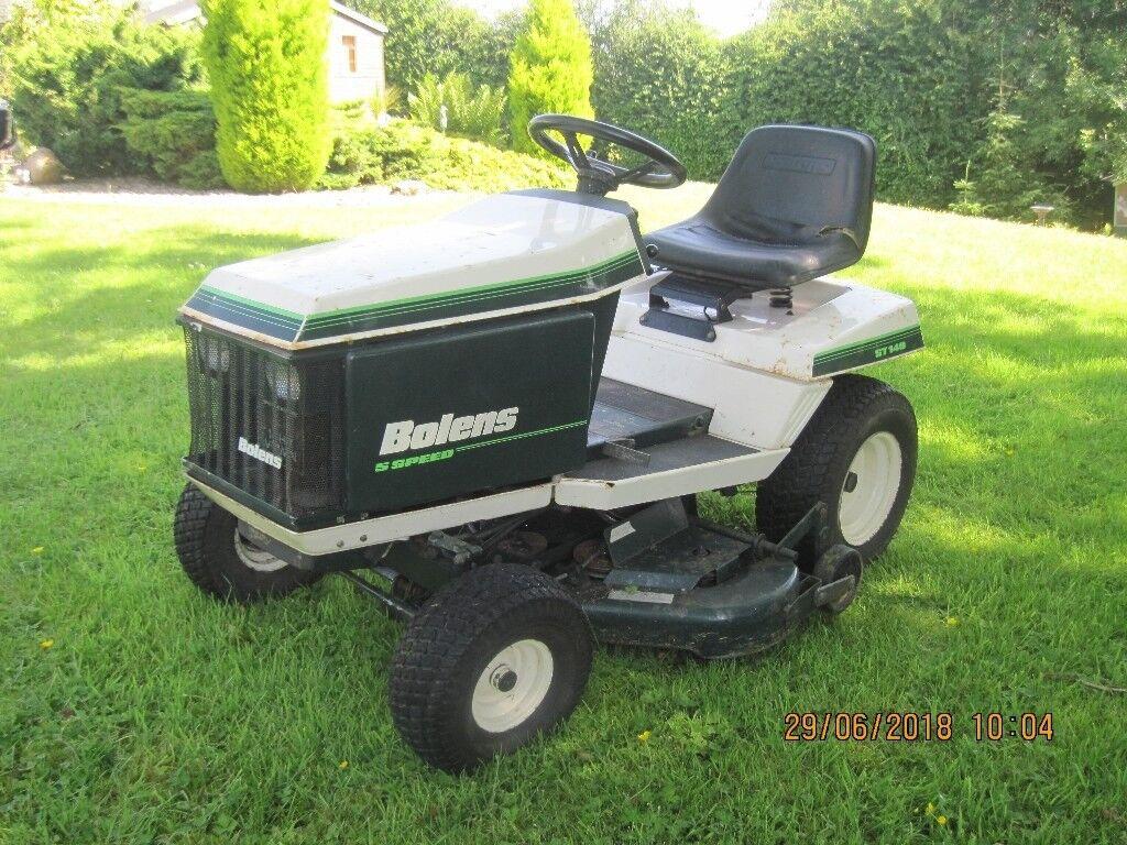 Bolens ST140 Surburban Lawn tractor - 14HP V Twin Briggs & Stratton | in  Maguiresbridge, County Fermanagh | Gumtree