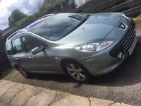 2007 Peugeot 307 1.6HDI 110bhp
