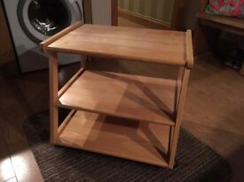 Small Table for Television