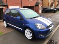 2008 Ford Fiesta st 150 2.0 may swap px