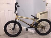 Cult OS V2 complete custom BMX bike