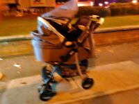 New Hauck pushchair for sale