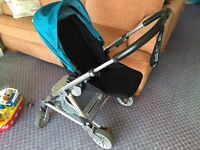 Mamas & Papas Urbo2 pushchair + all accessories. Excellent condition.