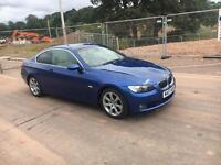 BMW 3 SERIES 330d COUPE 2DR FULL SERVICE HISTORY 6MONTHS MOT LEFT