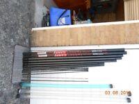 drennan target carp 14.5metre carp pole
