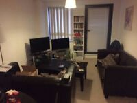 Spare room for rent in 2 Bed flat in Manchester City Centre