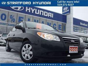 2009 Hyundai Elantra GL   SAFETY CERTIFIED   A/C   POWER   GAS S