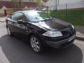 Renault Megane 1.5 dCi Privilege 2dr Convertible,service history,part exchange welcome