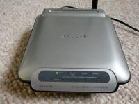 Belkin Wireless G Router F5D7230-4