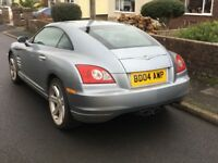 Chrysler Crossfire 2004 **PRICE DROPPED **Great Car But a Few Issues