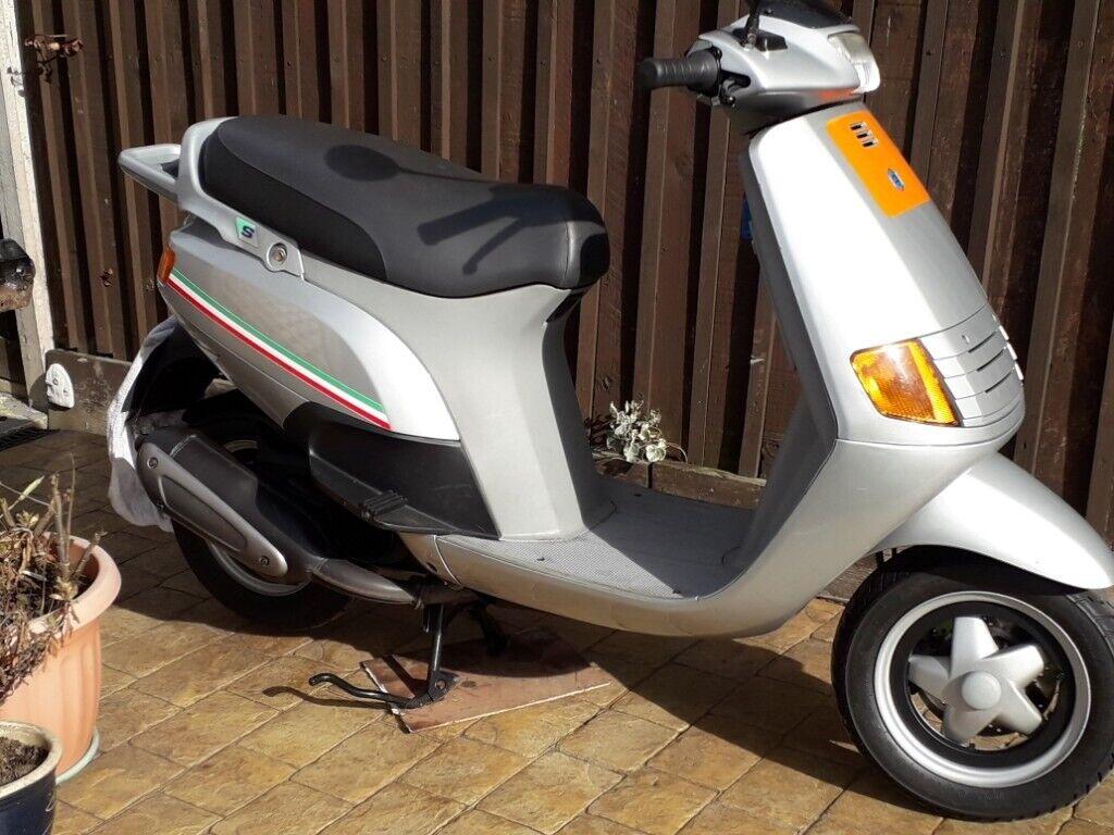 Piaggio Classic Skipper 125cc 2 stroke  | in Leicester, Leicestershire |  Gumtree
