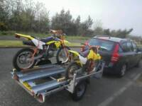 Motorbike/Motorcross 3 bike trailer