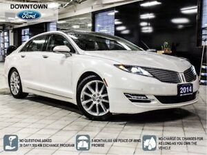 2014 Lincoln MKZ HYBRID | LEATHER | PANO ROOF | NAV