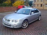 2004 MG ZT 12 months MOT. for sale 980 ono
