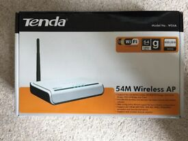 Tenda W54A Wireless-G Access Point