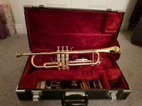 Yamaha 4320E trumpet