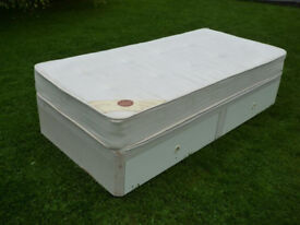 Single Divan Bed (3ft)