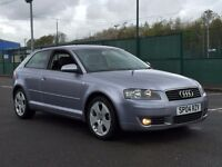 2004 AUDI A3 2.0 TDI SPORT - 3 DOOR - FULL SERVICE HISTORY INCLUDED CAMBELT - PX WELCOME - FINANCE