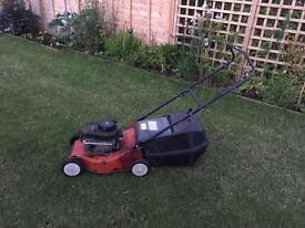Petrol Push Type Lawnmower Champion 41cm cut !!!!