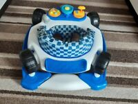 My child 2 -1 Car Walker Blue