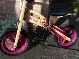 'Cherry Pop' Balance Bike