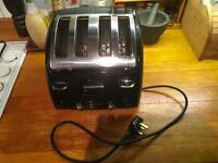 Free Tefal Toaster 1/2 Working