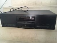 Pioneer CD player S703 stable player mechanism