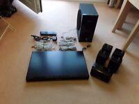 Panasonic 5.1 surround sound system