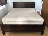 Warren Evans King Size Siesta Bed frame+mattress
