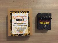 Voodoo Lab Tremolo Pedal for Sale