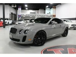 2010 Bentley Continental Supersports CANADIAN CAR | CLEAN CARPRO
