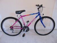 "Giant Stonebreaker 17"" Mountain Bike"
