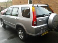 Honda CRV 5 door excellent condition