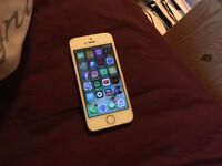 iPhone 5s Gold EE network