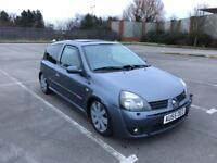 Renault Clio 1.4 182 sport rep