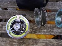 Greys gts 700 5/6/7 fly reel