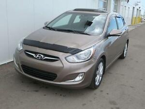 2012 Hyundai Accent  GLS Manual Transmission