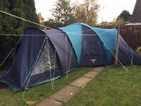 Vango Diablo Tent 600 6 Berth