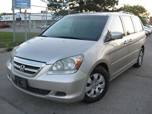 2006 Honda Odyssey EX-8passengers,safety e/test included
