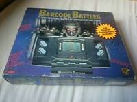 Barcode Battler by Tomy. 90s classic retro game.