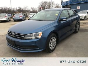 2015 Volkswagen Jetta 2.0L Trendline - HEATED SEATS/BLUETOOTH