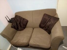 3 seater sofa bed and 2 seat sofa