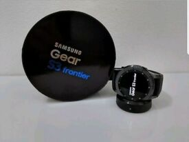 Samsung Gear S3 Frontier Smart Watch Complete with Original box and accessories Bargain