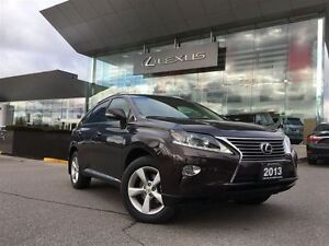 2013 Lexus RX 350 1 Owner AWD Back Up Cam Leather Sunroof Blueto