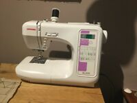 Janome sl30x sewing machine same as cxl301 model for sale